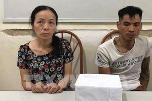 Sơn La bắt hai đối tượng thu 8.000 viên ma túy tổng hợp