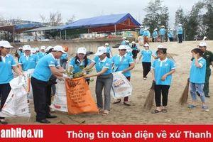 Mít tinh hưởng ứng Tuần lễ Quốc gia về nước sạch-vệ sinh môi trường và Ngày Môi trường thế giới