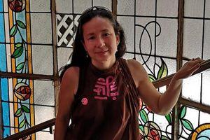 Nữ nghệ sĩ gốc Việt và 'Thế giới Ngũ vị' trên mảnh đất ông cha