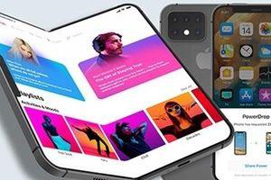 Apple đăng ký thành công bản quyền màn hình gập