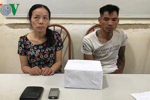 Sơn La bắt giữ 2 đối tượng tàng trữ trái phép chất ma túy