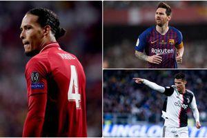 Đội hình tiêu biểu Champions League 2018/2019: Ronaldo sát cánh Messi