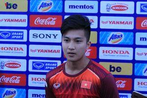 Martin Lò tự tin với việc hòa nhập cùng ĐT U23 Việt Nam