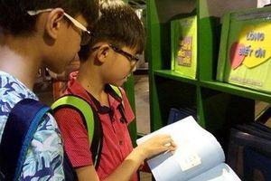 Người dân thành phố Hồ Chí Minh thích thú với Ngày hội văn hóa đọc năm 2019