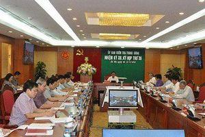 Ủy ban Kiểm tra Trung ương thi hành kỷ luật Thứ trưởng Bộ Tài chính Huỳnh Quang Hải