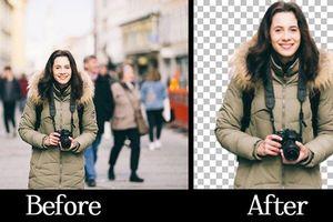 Cách tách phông nền ảnh nhanh gọn lẹ không cần Photoshop