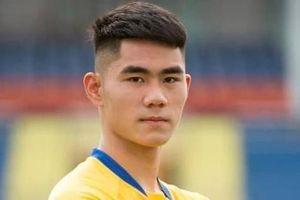 Thêm cầu thủ điển trai của CLB Thanh Hóa được gọi lên U23 Việt Nam