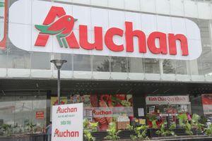 Auchan chính thức đóng cửa 15 siêu thị tại Việt Nam