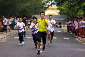 Ngành y tế Hà Nội phát động phong trào vận động thể lực