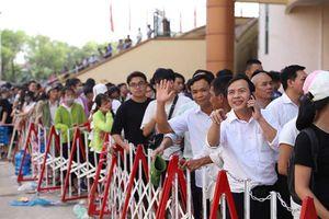 Vé trận U23 Việt Nam và U23 Myanmar được 'phe vé' hét lên gấp đôi