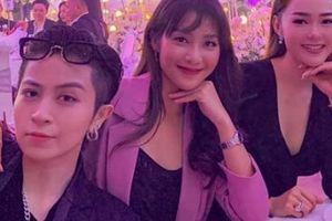 Dàn sao 'khủng' đến dự đám cưới Dương Khắc Linh và vợ kém 13 tuổi