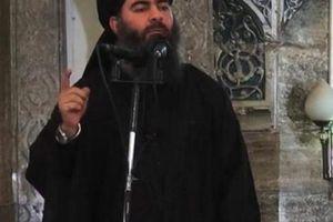 Trùm IS đang 'trốn chui trốn lủi' trong đường hầm ở sa mạc Iraq