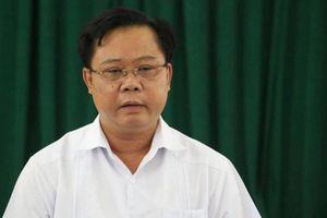 Phó Chủ tịch Sơn La Phạm Văn Thủy bị kỷ luật vì vụ gian lận thi cử