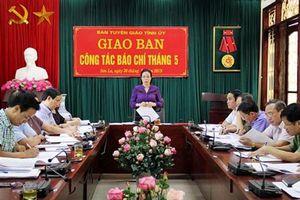 Sớm xử lý nghiêm vụ thông thầu tại Sơn La