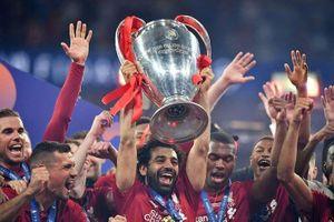 Sáu cầu thủ Liverpool có tên trong đội hình tiêu biểu Champions League, nhưng thiếu Salah