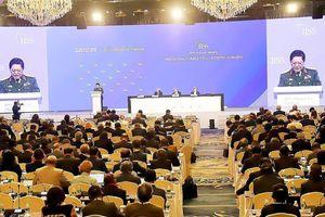 Đối thoại Shangri-La 2019: Cần thiện chí và có trách nhiệm trong vấn đề biển Đông