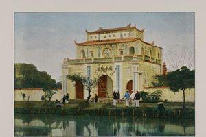 Ngỡ ngàng ảnh màu đặc biệt về Việt Nam 100 năm trước