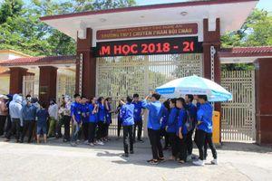 Công bố tỷ lệ chọi vào trường THPT chuyên Phan Bội Châu và THPT chuyên Đại học Vinh