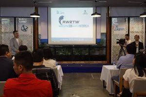 Startup Hàn Quốc đến Việt Nam 'trình làng' công nghệ hỗ trợ kinh doanh