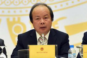 Kỷ luật cảnh cáo Thứ trưởng Bộ Tài chính vì vi phạm phẩm chất đạo đức, lối sống