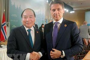 Điểm lại bước phát triển quan hệ Việt Nam – Italy 5 năm qua