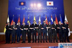 Thúc đẩy và nâng tầm quan hệ đối tác chiến lược ASEAN - Nhật Bản một cách toàn diện