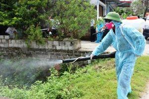 Hà Nội: Nguy cơ bệnh bệnh sốt xuất huyết phát triển mạnh