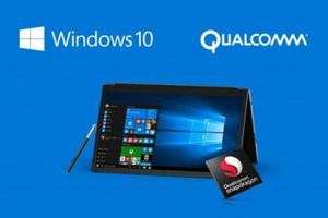Qualcomm có kế hoạch ra mắt máy tính Windows 10 chạy chip ARM giá rẻ