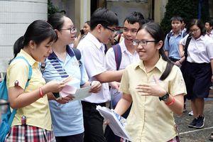 Tuyển sinh lớp 10 tại TP.HCM: Đã có gợi ý giải đề thi môn toán