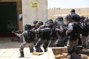 Căng thẳng dâng cao tại Jerusalem