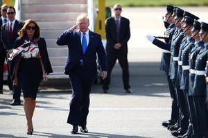 Tổng thống Trump thăm Anh bàn về Huawei?