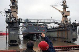 Nga sắp trình làng 'siêu tàu' mang 16 tên lửa 'vượt mọi hệ thống phòng không'