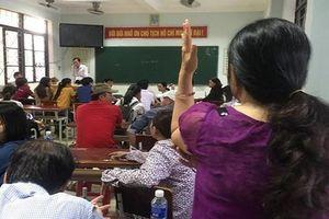 24 học sinh Quảng Bình chịu thiệt vì cán bộ coi thi... ký nhầm