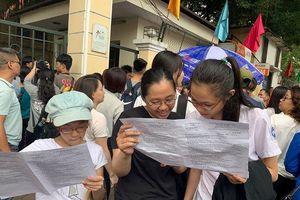 Đáp án thi Lịch sử lớp 10 công lập tại Hà Nội