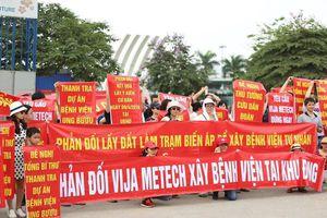 Cư dân khu đô thị 'kiểu mẫu' mong Hà Nội giữ nguyên quy hoạch cũ