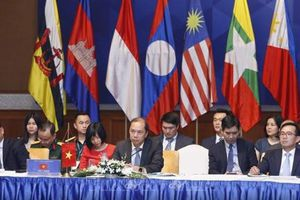 Việt Nam, Nhật Bản đồng chủ trì Diễn đàn ASEAN-Nhật Bản lần thứ 34