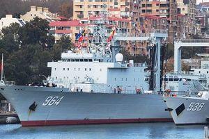 Ba chiến hạm Trung Quốc 'bất thình lình' tới cảng Sydney, chính phủ Australia nói gì?
