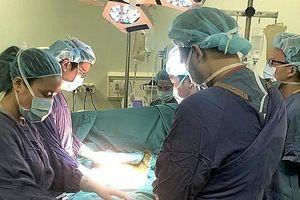 Bệnh nhân chết não hiến tạng cứu 4 người