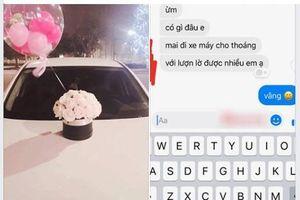 Thực hư chuyện thợ máy lái ô tô đi 'chăn rau' và gạ tình trúng chủ xe ở Hà Nội?