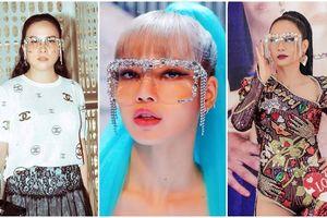 Bắt chước Lisa (BlackPink): Phượng Chanel 'cưa sừng làm nghé' không phải lối, Thu Minh bị nghi dùng đồ nhái