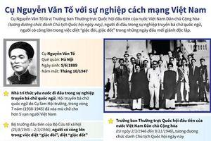Cụ Nguyễn Văn Tố với sự nghiệp cách mạng Việt Nam