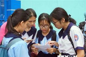 Sai sót đề tiếng Anh lớp 10 TP.HCM: Sẽ xử lý có lợi nhất cho thí sinh