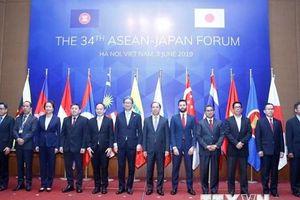 Nâng tầm quan hệ đối tác chiến lược ASEAN-Nhật Bản một cách toàn diện