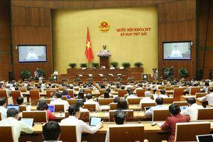 Thông cáo số 11 kỳ họp thứ 7, Quốc hội khóa XIV