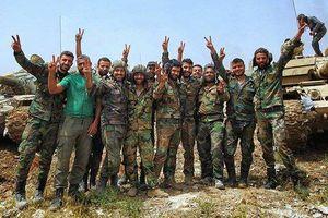 Chiến sự Syria: Nga và Syria giận dữ 'tung đòn' đáp trả, khủng bố tổn thất lớn