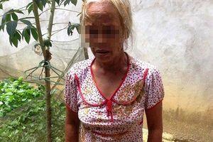 Thực hư người phụ nữ tố bị hàng xóm nhét chất thải vào miệng vì mâu thuẫn đất đai?
