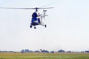 Công ty Nga mở dịch vụ trực thăng taxi