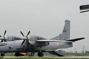 Máy bay vận tải quân sự Ấn Độ mất tích gần Trung Quốc