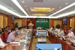 Toàn văn thông cáo Kỳ họp 36 của Ủy ban Kiểm tra Trung ương