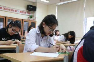 Gần 800 thí sinh bỏ thi trong ngày đầu tiên thi tuyển sinh vào lớp 10 tại TP HCM
